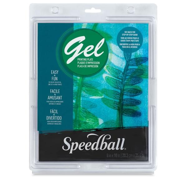 Gel Printing Plate