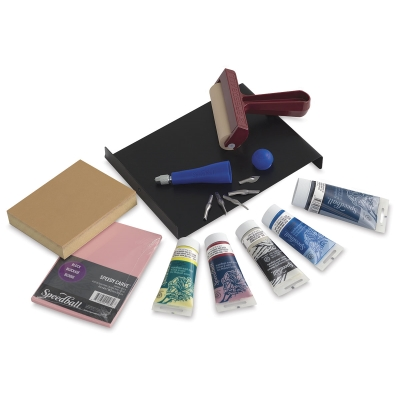 Deluxe Block Printing Kit
