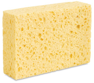Commercial Cellulose Sponge