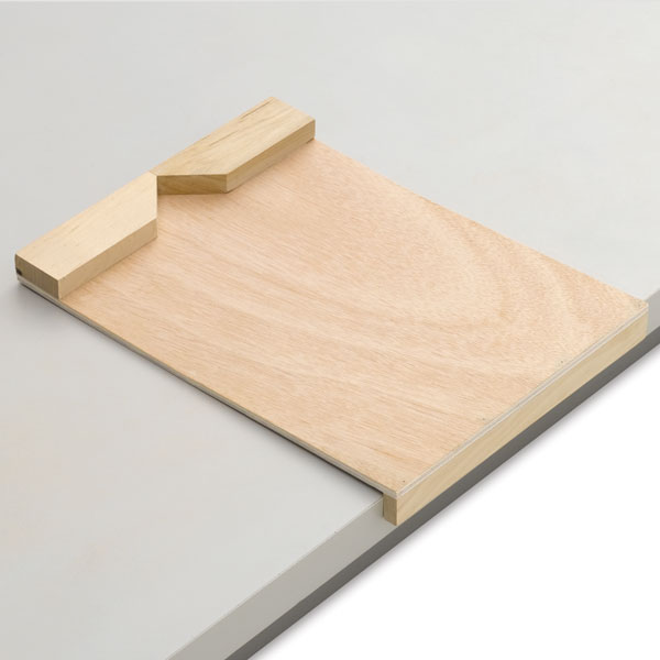 Carving Block Holder
