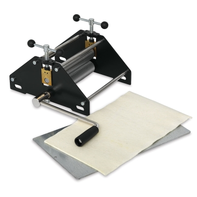 Customer review dick blick etching press
