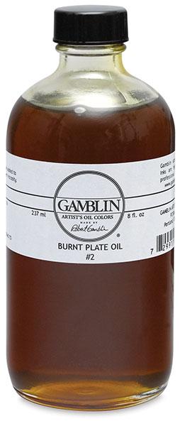 Burnt Plate Oil #2