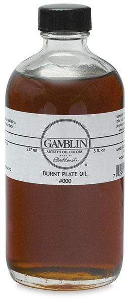 Burnt Plate Oil #000