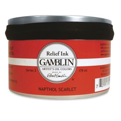 Napthol Scarlet, 175 ml