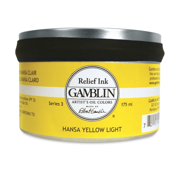 Hansa Yellow Light, 175 ml