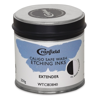 Cranfield Caligo Safe Wash Etching Ink Extender, 250g