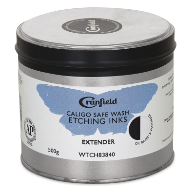 Cranfield Caligo Safe Wash Etching Ink Extender, 500g