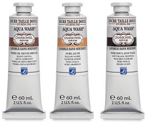 Charbonnel Aqua Wash Etching Inks