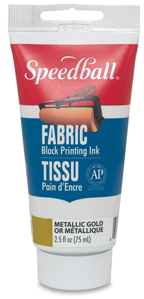 Fabric and Paper Block Printing Ink