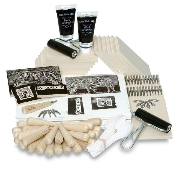 Blick E Z Cut Classroom Starter Kit