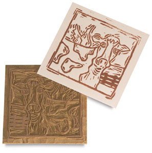Printing blocks blick art materials