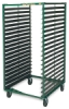 Screen Rack, 20 Shelves