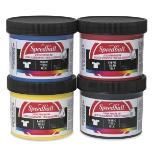 Speedball Fabric Screen Printing Inks