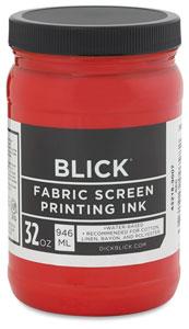 Waterbased Acrylic Fabric Screen Printing Ink