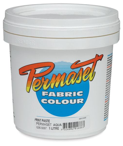 Print Paste, Liter Tub