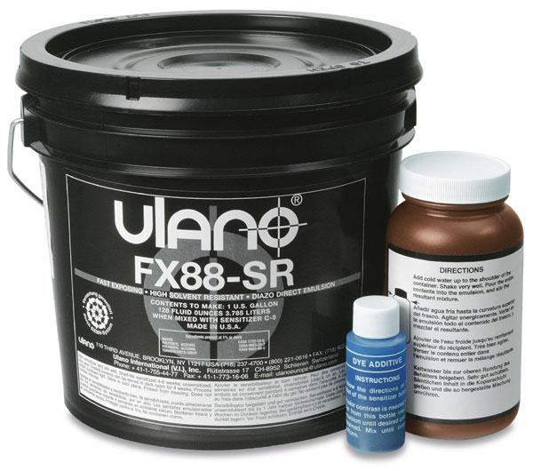 Fotocoat FX88-SR Fast Film Emulsion