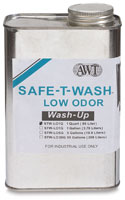 AWT Safe-T-Wash Screen Wash-Up