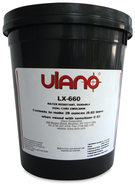 LX-660 Emulsion