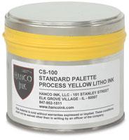 Hanco Standard Palette Litho Ink
