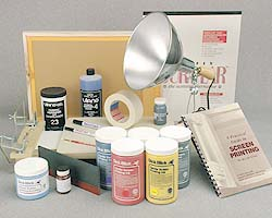 Blick Complete Photo/Textile Screen Printing Kit