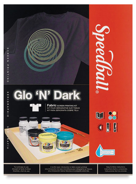 Glo 'N' Dark Fabric Kit