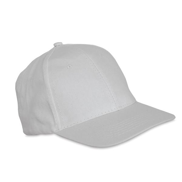 Baseball Cap, White