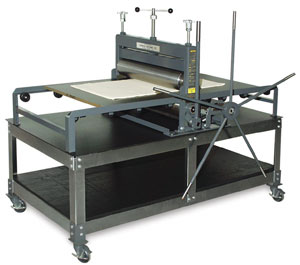 C16 Etching Press