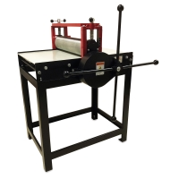 Phenolic Bed Press, Gear Drive, Shown w/optional stand (purchased separately)