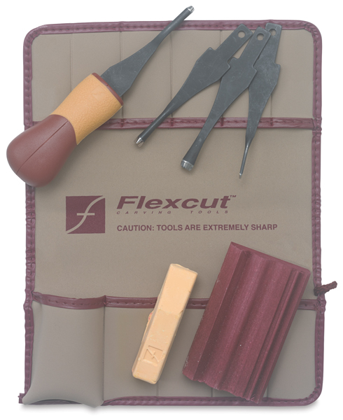 Lino & Relief Printmaking Set