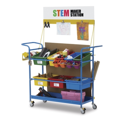 STEM Maker Station, Base Model<br>(Art supplies not included)</br>