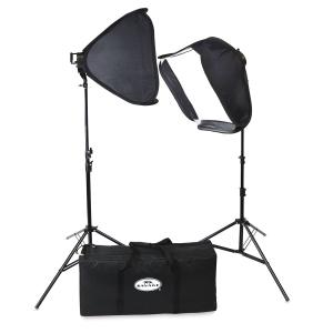Savage LED Portrait Kit