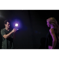 RGB300 Color Video Light(Shown in use)