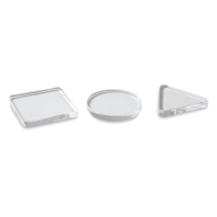 Mini Printing Plates, Set of 3