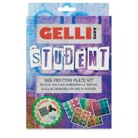 Student Printing Plate Kit, Square