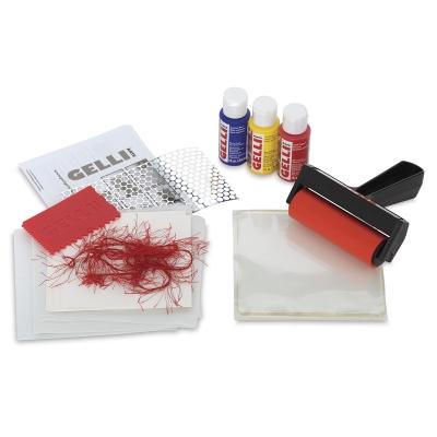 Paper Quilt Printing Kit