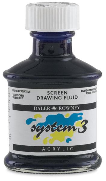 Screen Drawing Fluid