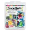 Creative Palette Monoprinting Plate