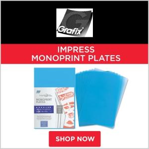 Grafix Impress Monoprint Plates