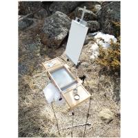 Campaign Box(Guerrilla Painter No. 17 Flex Easel sold separately)