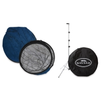 Reversible Collapsible Backdrop Kit