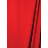 Wrinkle-Resistant Polyester Background, Cardinal Red