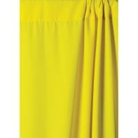 Wrinkle-Resistant Polyester Background, Lemon