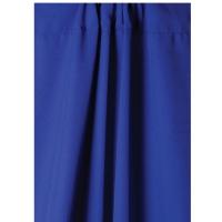Wrinkle-Resistant Polyester Background, Cobalt Blue