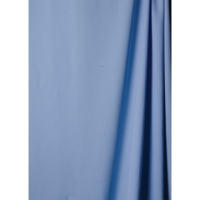 Wrinkle-Resistant Polyester Background, Powder Blue