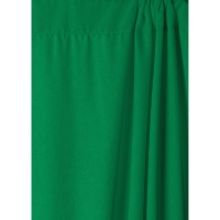 Wrinkle-Resistant Polyester Background, Green