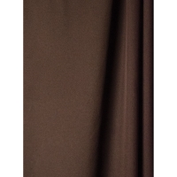 Wrinkle-Resistant Polyester Background, Chocolate