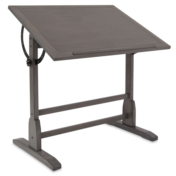 <strong>Blick Exclusive!</strong> Vintage Drafting Table, Slate Grey