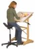 Alvin Synchro-Tilt Painter's Stool