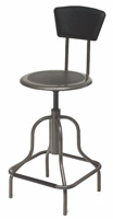 Workspace Diesel Industrial Stools