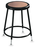 National Public Seating Corp. Adjustable Stool